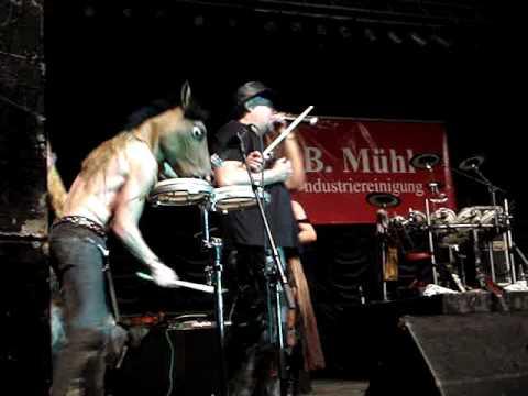 REDNEX LIVE ONSTAGE  - RIDING ALONE - HAMM HEESEN. 2009