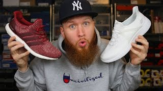 Did Skechers Rip Off the Nike Vapormax?! Skechers Vapormax Review