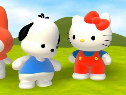 Hello Kitty -  День Земли