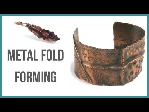 Metal Fold Forming - Beaducation.com