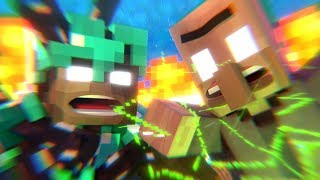 Annoying Villagers 32 - Minecraft Animation