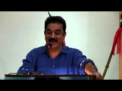 Actor Kamal Haasan Launched a New Novel Based on Rig Veda - RedPix 24x7