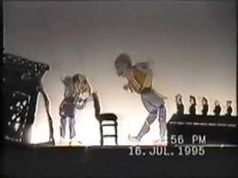 Corfu Guitar Festival, 1995, Shadow Theater, Part 5
