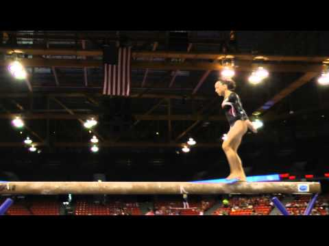 Amelia Hundley - Beam - 2012 U.S. Secret Classic