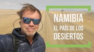 Namibia, el país de los desiertos más bellos