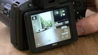 Nikon coolpix P510 » Camera review (BesteProduct)