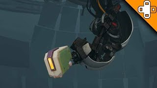 Glados Bastion is Still Alive! Overwatch Funny & Epic Moments 735