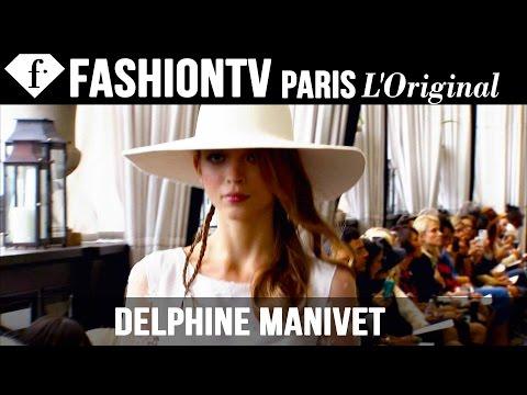 Delphine Manivet Bridal Fall 2015 Runway Show | FashionTV