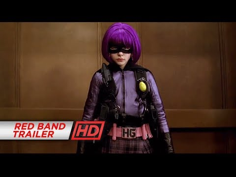 Kick-ass - Hit Girl Red Band Clip video
