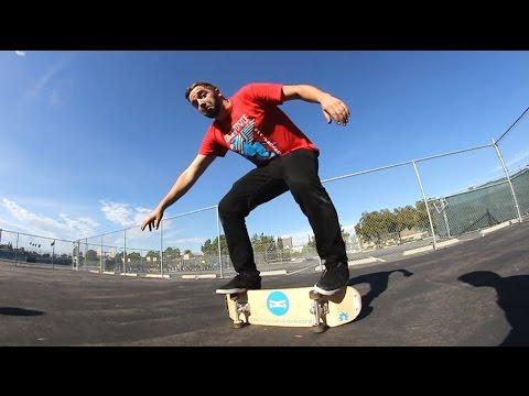 I Suck At Freestyle Skateboarding!