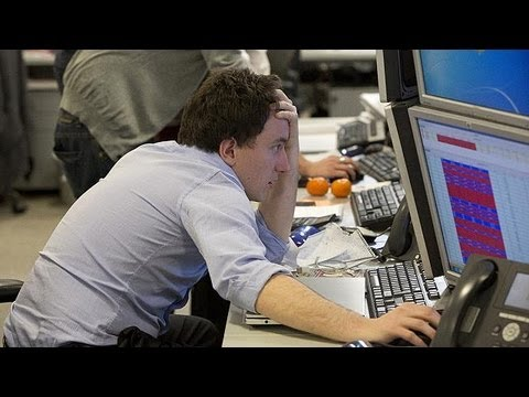 Europe stock markets slide in early trade