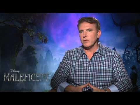 Maleficent: Director Robert Stromberg Official Movie Interview