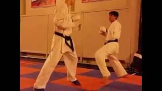 - Karate training 3 -