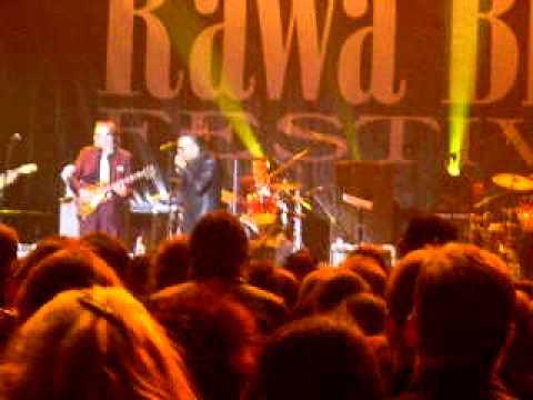 Rawa Blues Festiwal 2010 - Rick Estrin&The Nightcats with Charlie Baty