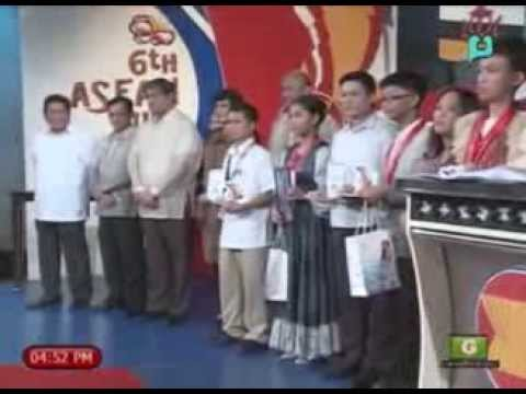 (part 3 3) 6th Asean Quiz National Competition || February 15, 2014 video