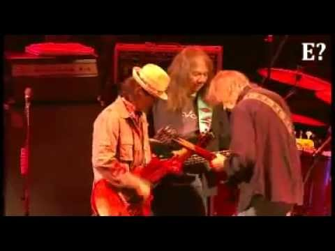 Neil Young-Rockin' In The Free World(Metal/Reggae Version)