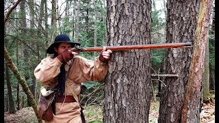 Traditional Longrifle Flintlock Muzzleloader Deer Hunting 2019 - Western Pennsylvania Frontier
