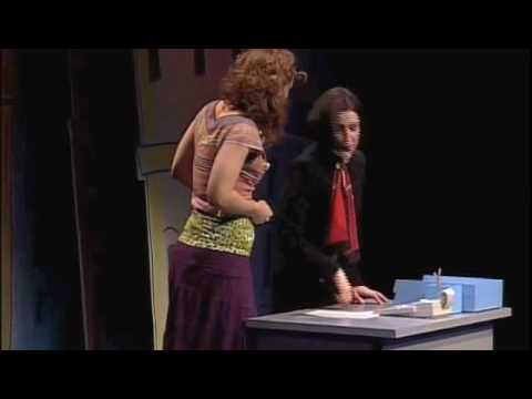 The Actuary Song-I Love You Because, Original Off-Broadway Production