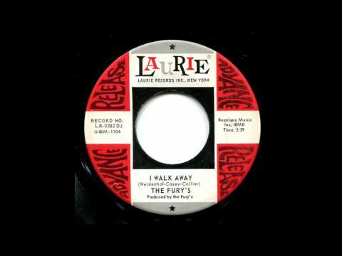 The Fury's - Gone In The Night (1967)