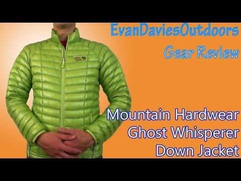 Mountain hardwear ghost whisperer review