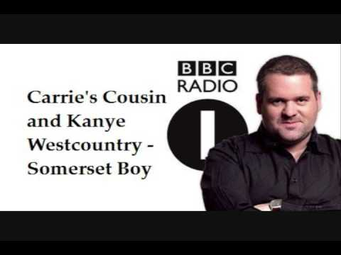 Chris Moyles parody Carrie's Cousin and Kanye Westcountry - Somerset Boy To