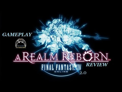 Final Fantasy XIV 2.0 A Realm Reborn REVIEW