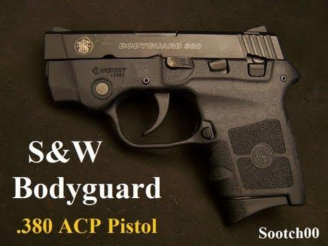S&W Bodyguard 380 Sub Compact Pistol