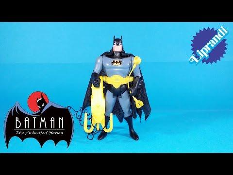 KENNER - BATMAN THE ANIMATED SERIES COMBAT BELT BATMAN RECENSIONE (ita) thumbnail