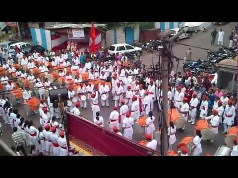 Nashik Dhol ....Rudra Pathak Pune 2012