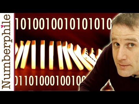 Domino Addition - Numberphile