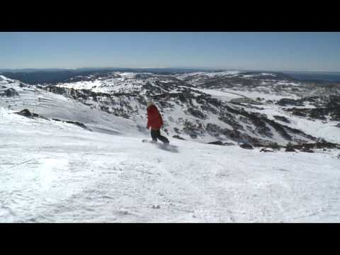 A day snowboarding in Perisher with Torah Bright - The Winners!