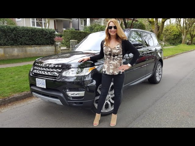 2016 Range Rover Sport Review-THE BOSS LIKES IT ... - YouTube
