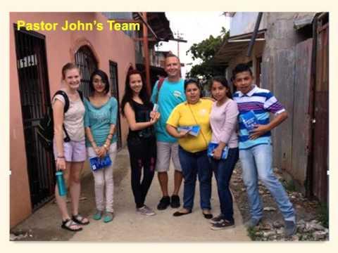 New Beginnings Church - Costa Rica Mission Trip - November 2015
