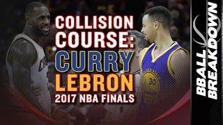 Collision Course: CURRY vs. LEBRON NBA Finals 2017