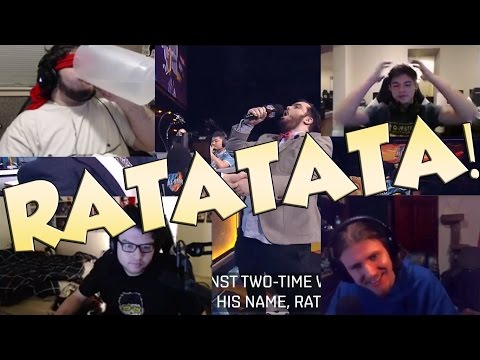 League of Legends Funny Stream Moments #7 - RATATATA!