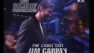 Jim Carrey Best Comedic Performance 1997