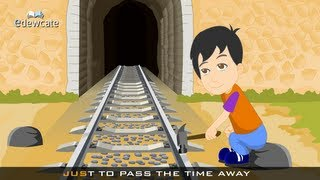 I've Been Working On The Rail Road | Train Nursery Rhyme