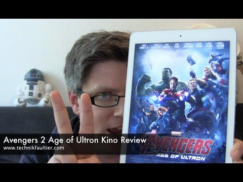 Avengers 2 Age of Ultron Kino Review