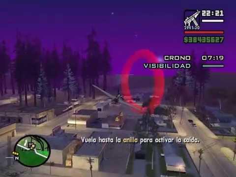 GTA San Andreas Misión # 66 N.O.E (Toreno)