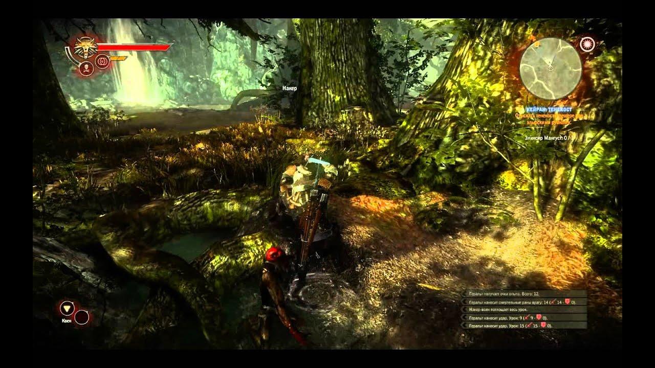 Ведьмак 2 Прохождение Игры Кейран