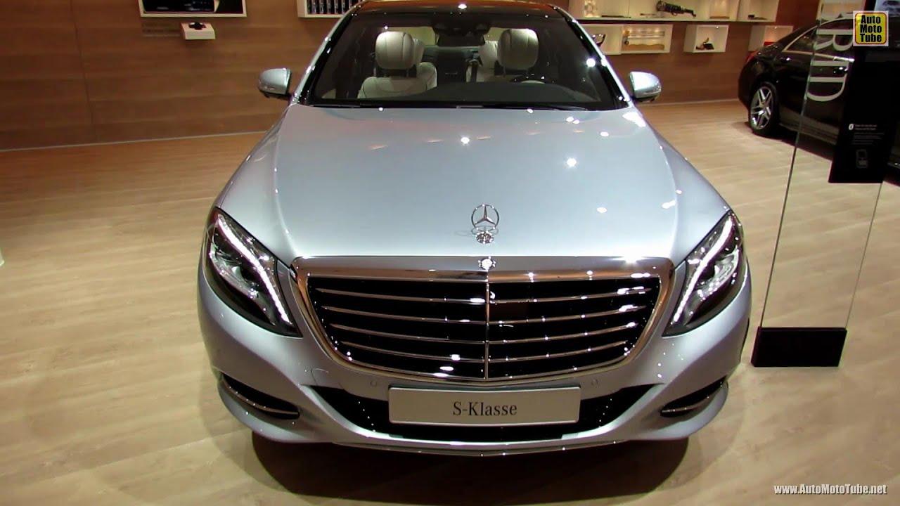 2014 Mercedes-Benz S-Class S400 Hybrid - Exterior, Interior ...