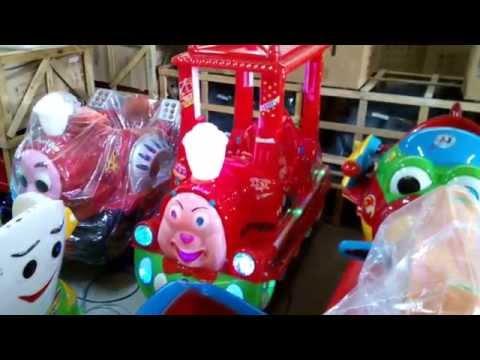 Thomas Train - KIDS RIDE