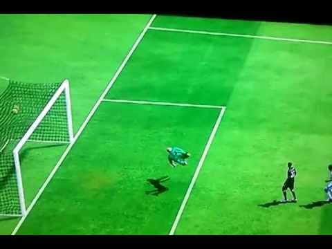 FIFA 13 – Gol spettacolare di Cristiano Ronaldo