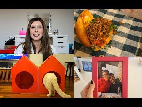 Görkem'le 1 Hafta 🤓  Kasım Favorileri, Evde Tantuni, Babamın Yaş Günü