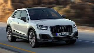 THE new Audi rsq2