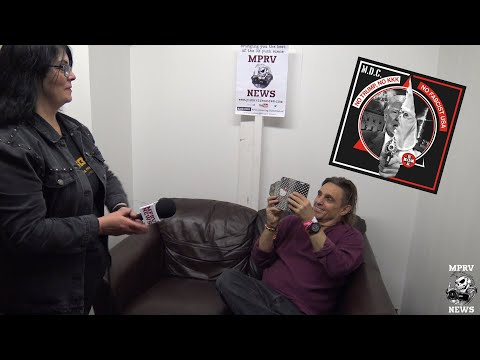MDC Dave Dictor - Interview & Live Footage (1/4) - Discusses LGBT & Trump/Brexit - MPRV News