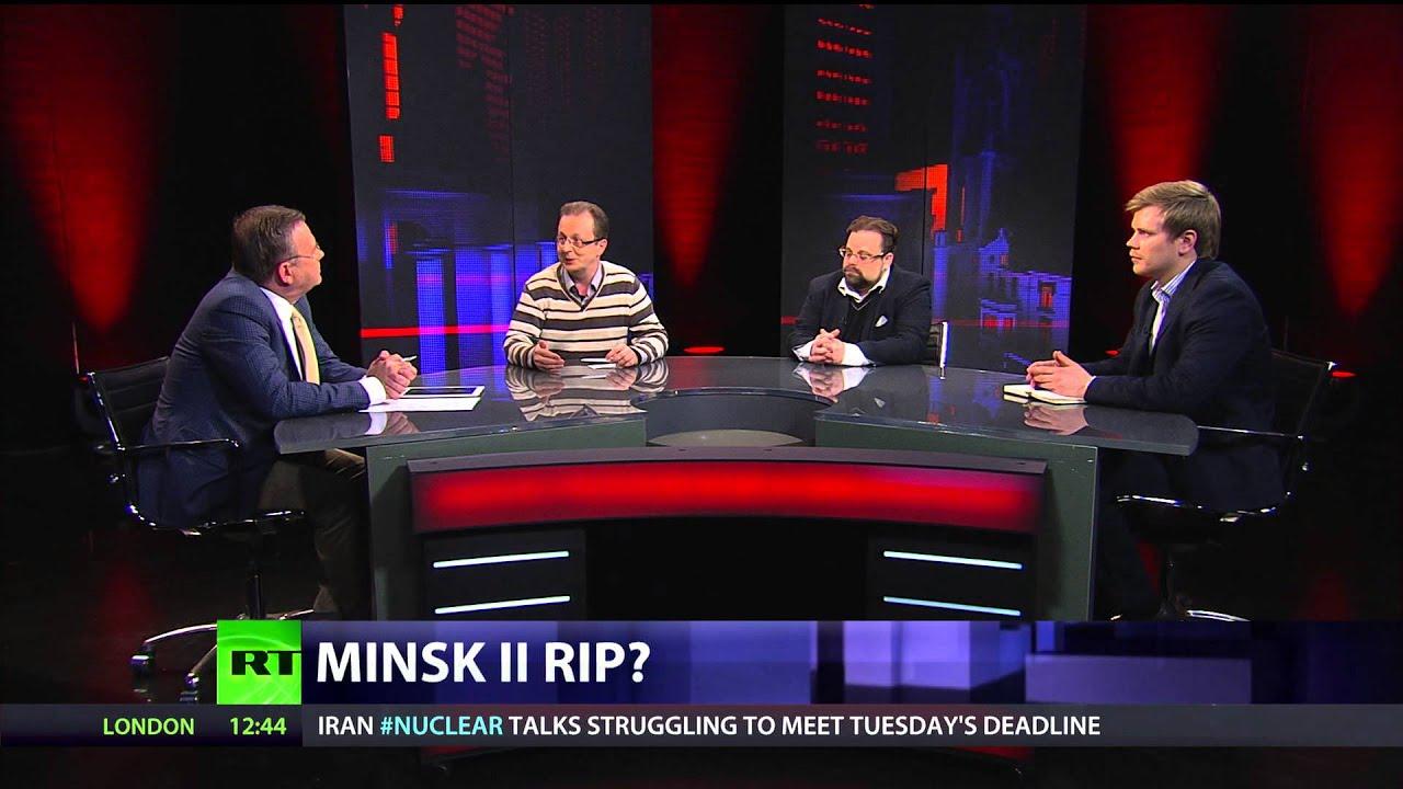 CrossTalk: Minsk 2.0 RIP?