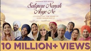 Satguru Nanak Aaye Ne| Celebrating 550 Years Of Guru Nanak Dev Ji |Harshdeep Kaur Ft.Various Artists