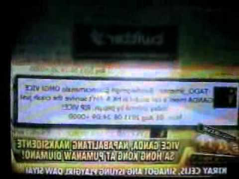 I was stunned upon seeing this news last August 3, 2011 in SNN. As the video says, Vice Ganda was allegedly met a car accident in Hong Kong and died. A poser...
