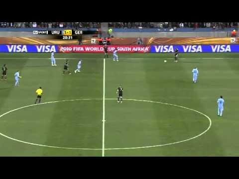 Uruguay vs Alemania mundial 2010 completo (3er puesto) HD